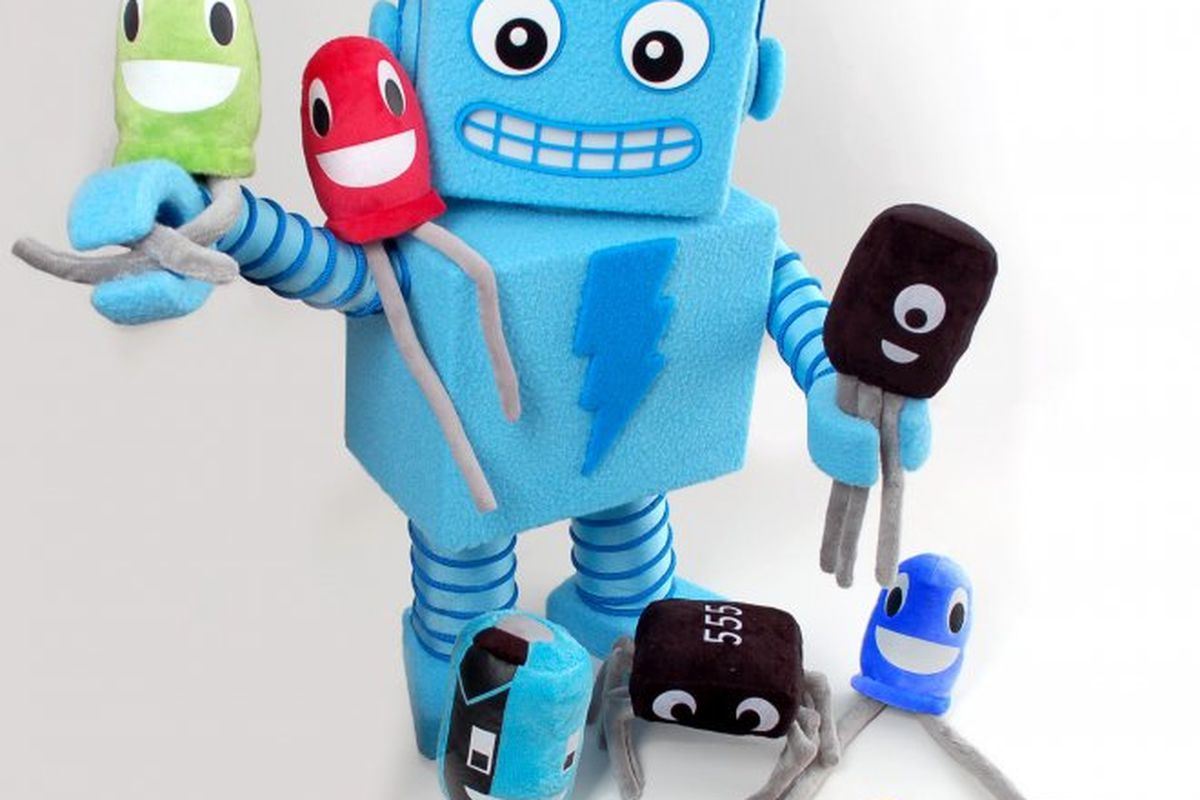 Adafruit web series uses puppets to teach kids about engineering
