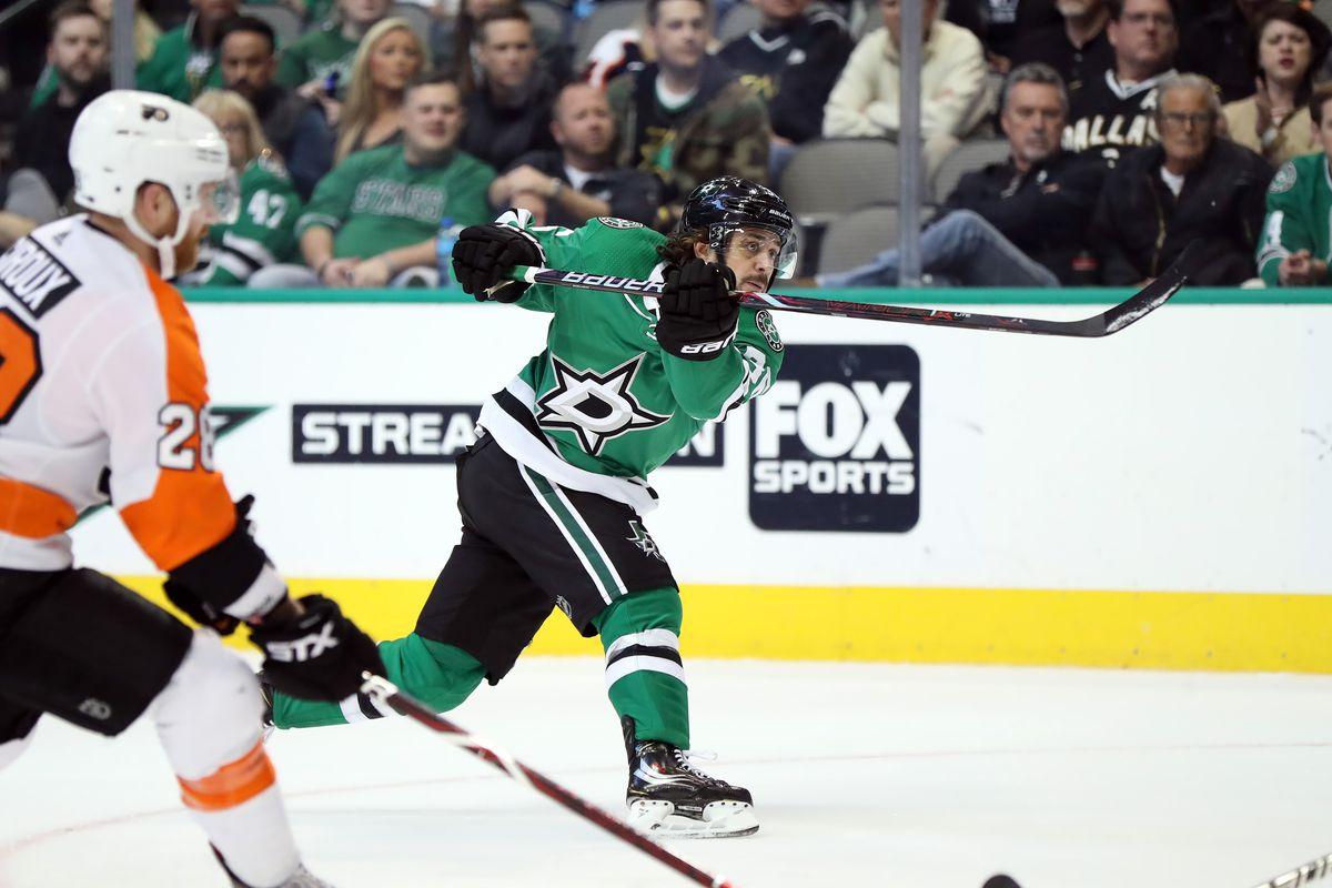 Philadelphia Flyers v Dallas Stars