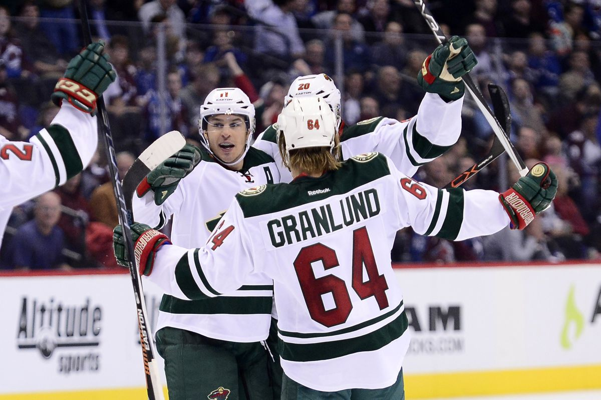 Parise's 4 goals have powered the Wild to a 2-0 start, but others have impressed, too.