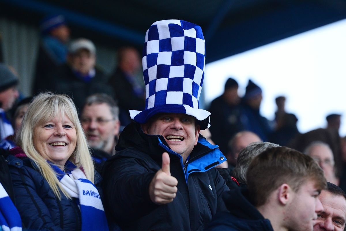 Barrow FC v Rochdale - The Emirates FA Cup Third Round