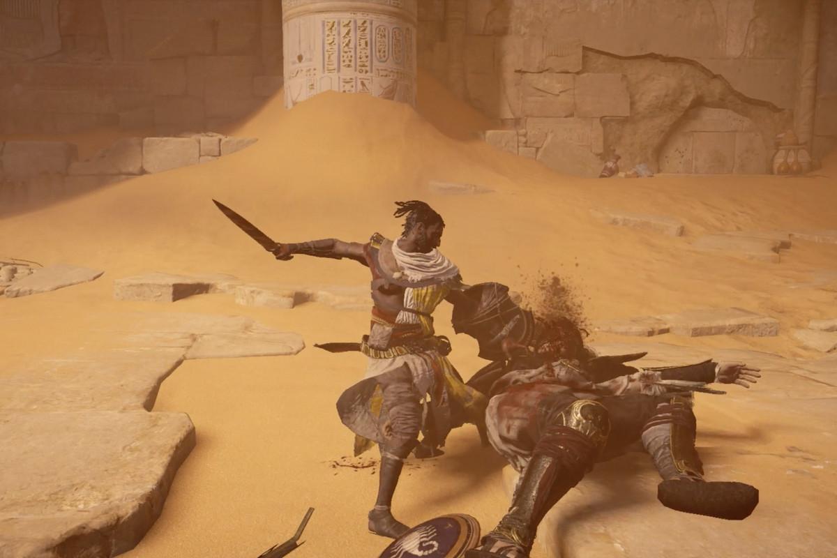 Assassin S Creed Origins Guide Polygon