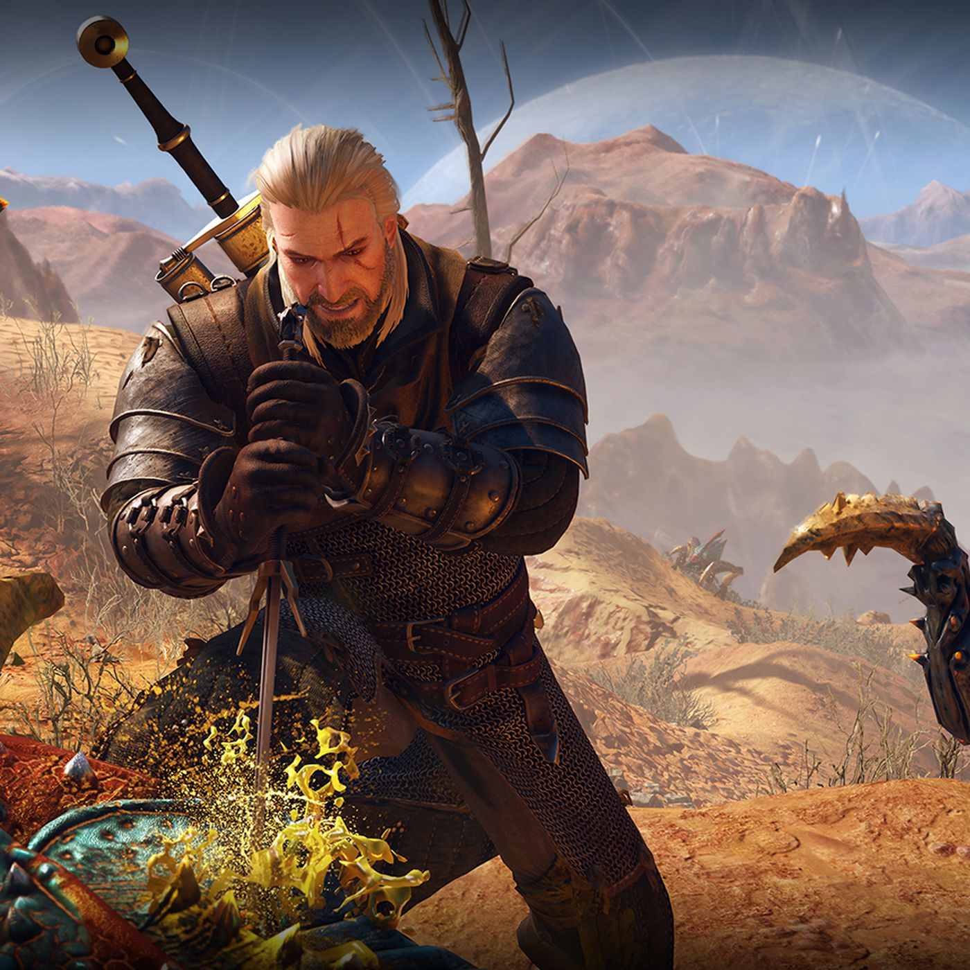 The Witcher 3 S Xbox One X Update Adds 60 Fps Support And It S