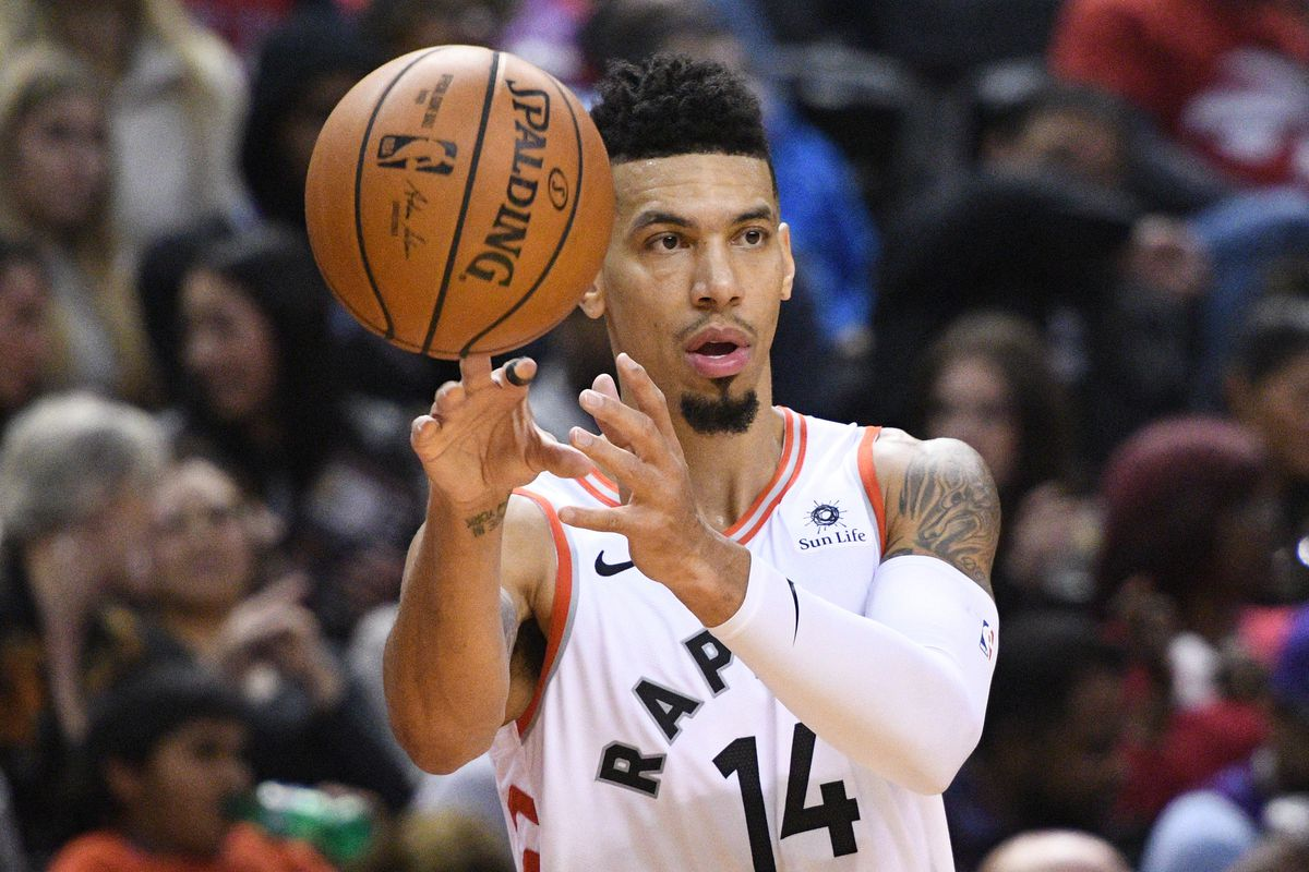 Danny Green Can Give The Toronto Raptors Life Lessons From His Long Nba Journey Sbnation Com