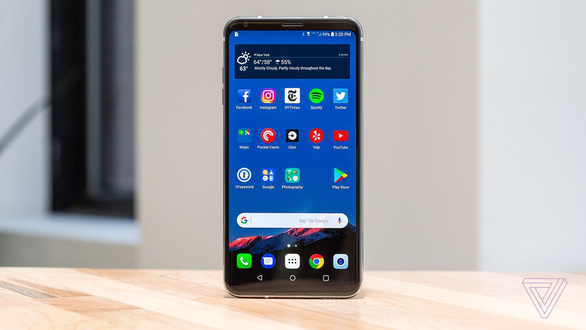 Lg V30 Review Groundbreaking Phone With A Deal Breaking Flaw The