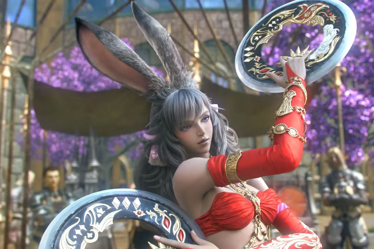 The new Dancer job is represented by Viera