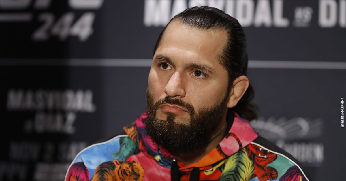 Jorge Masvidal eyes return, says lack of 'grit, meanness' holding Leon Edwards back: 'He's not a fighter'