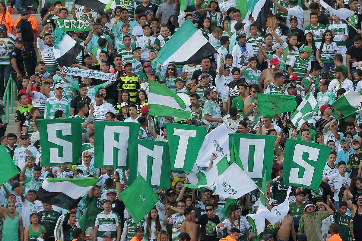 Santos Laguna v Queretaro - Torneo Clausura 2018 Liga MX