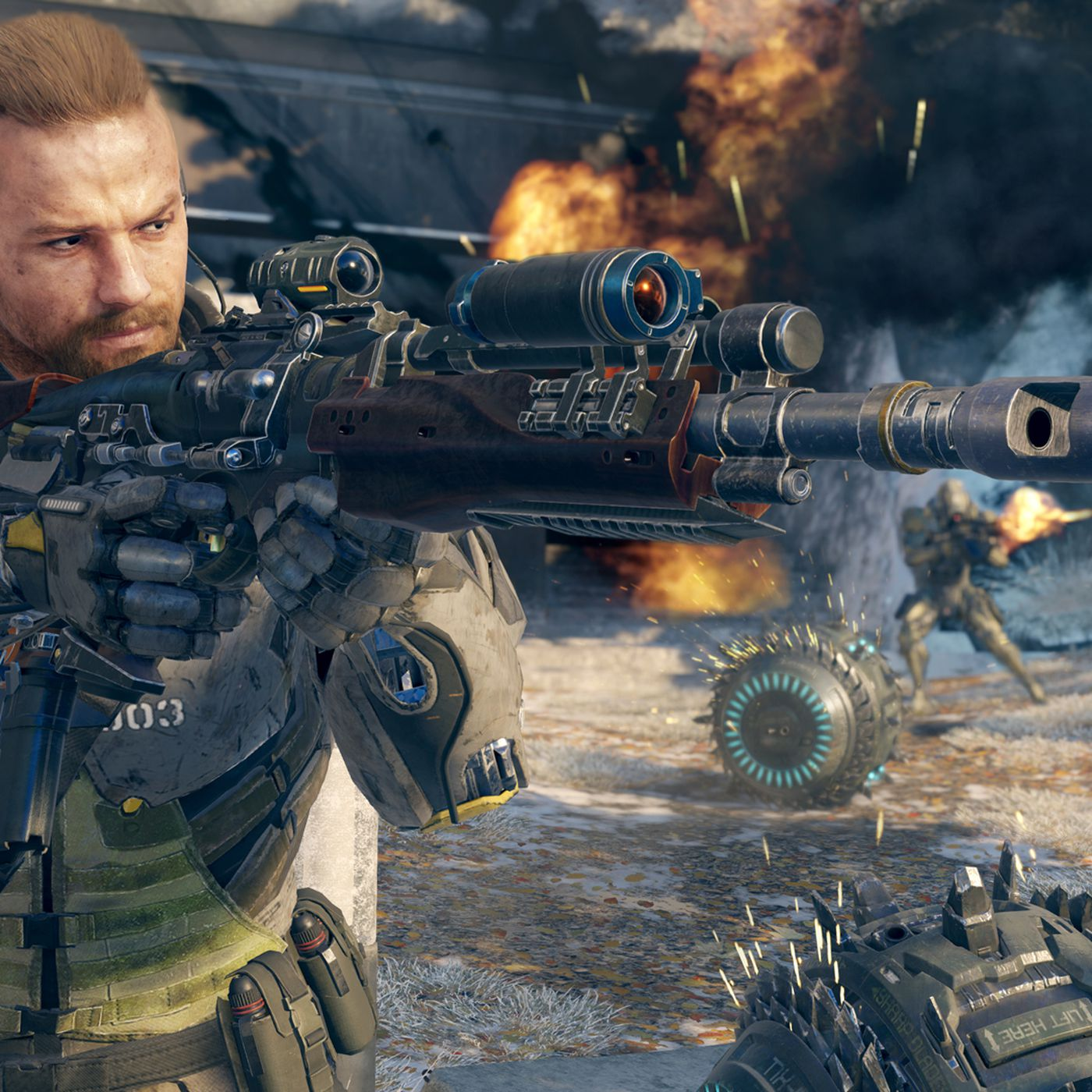 Call Of Duty Black Ops 3 Just Got A New Mode And Map Polygon