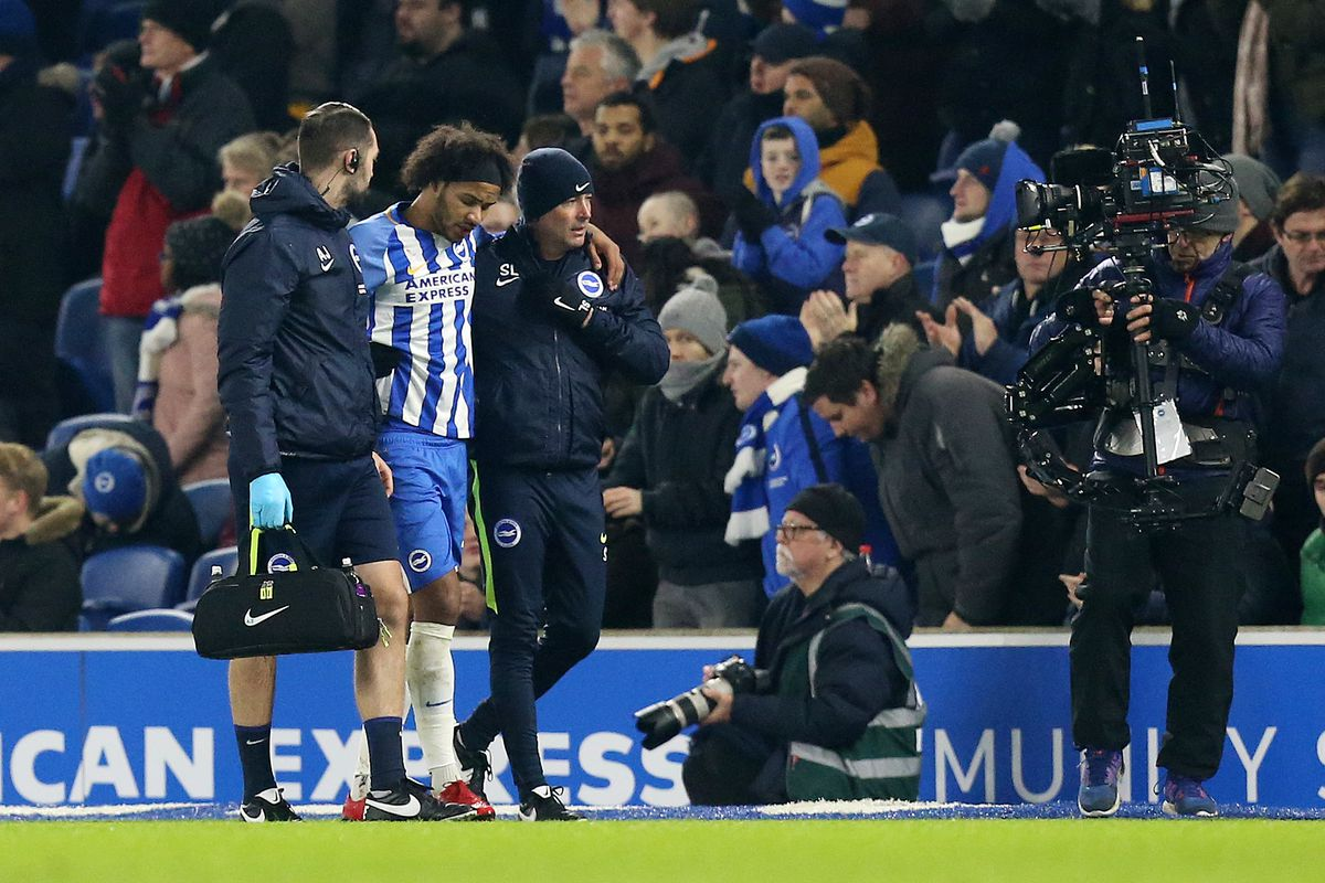 Brighton confirm Izzy Brown's return to Chelsea after knee injury