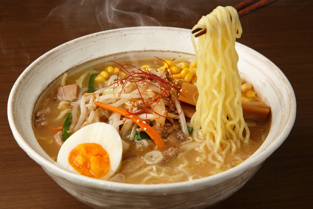 Ramen Noodles Restaurant New York