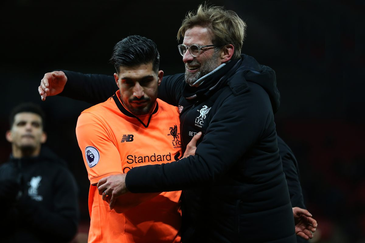 Official Emre Can Joins Borussia Dortmund On Loan From