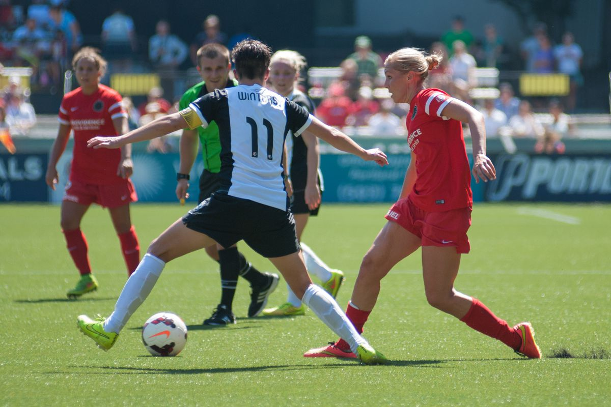 When Allie Long is firing, the Thorns offense is firing. A big game from Long could spark a move up the table for Thorns FC.