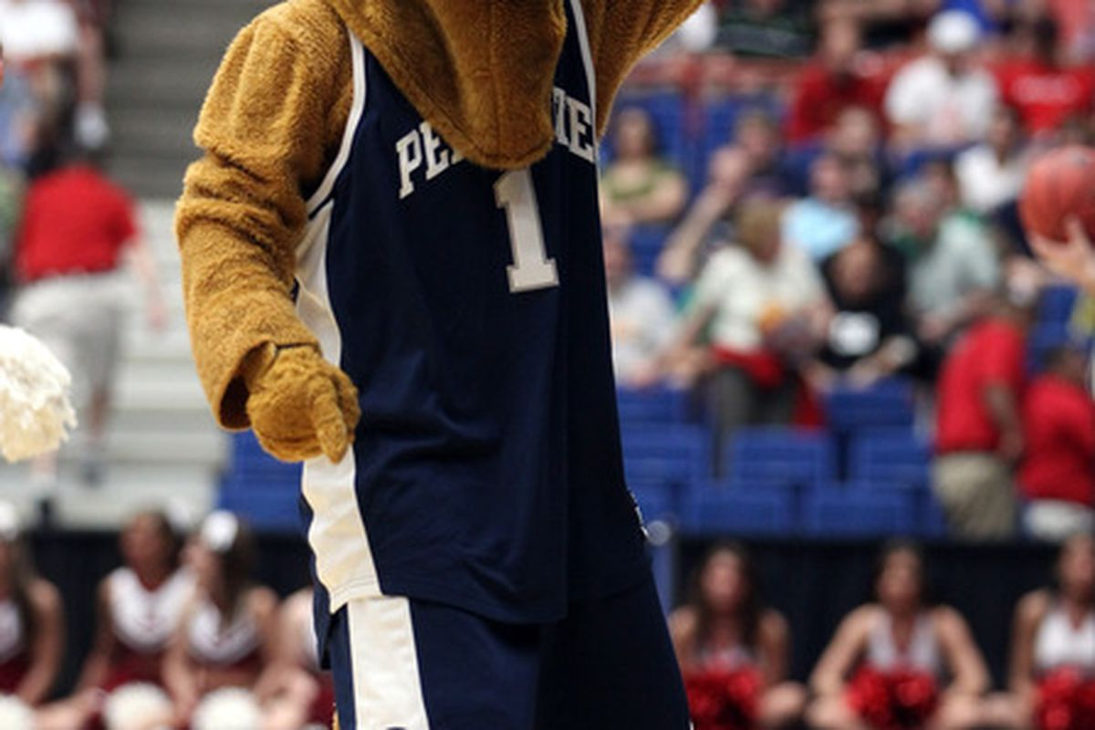 No, Nittany Lion, you aren't #1.
