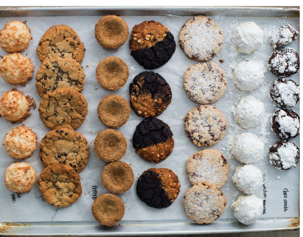 Cookies from Pasadena's Little Flower.