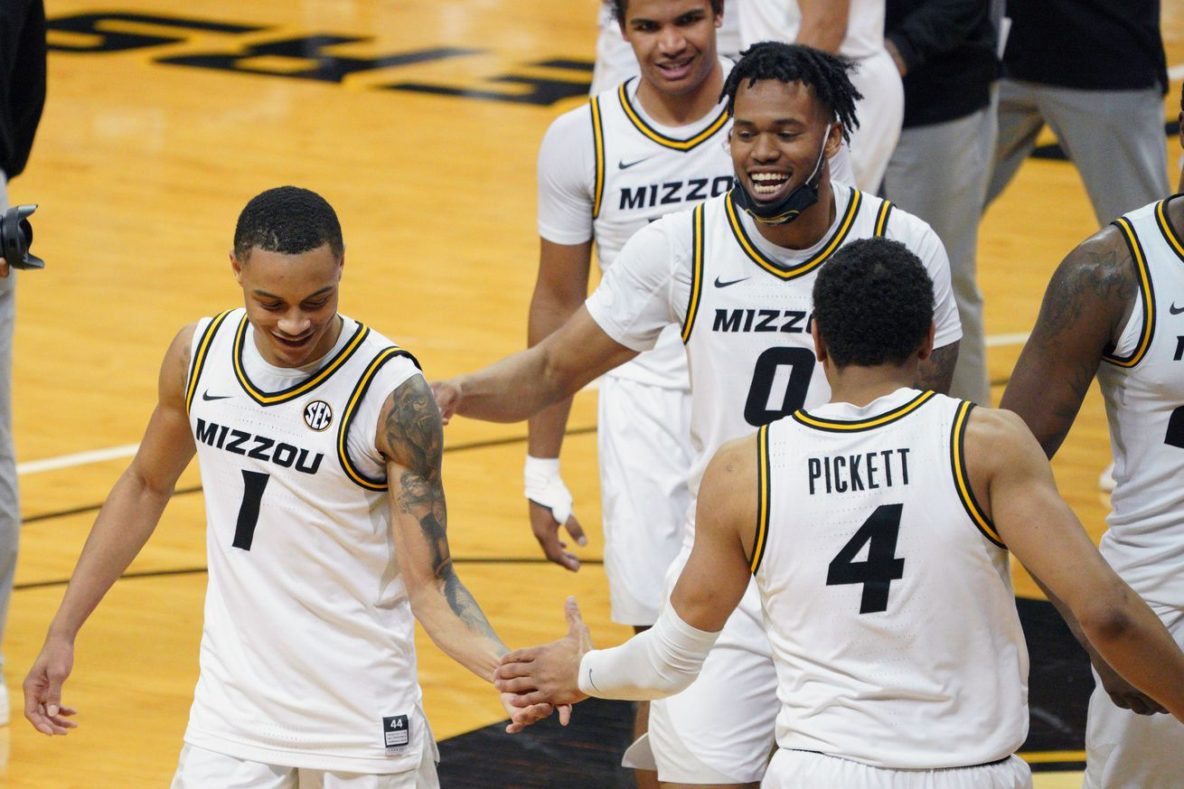 NCAA Basketball: Texas Christian at Missouri