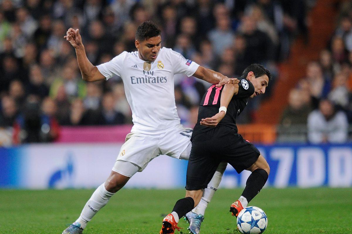 Real Madrid CF v Paris Saint-Germain - UEFA Champions League