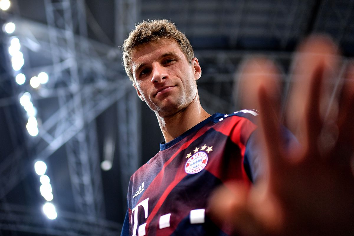 best sneakers 7189a 4985c Thomas Muller talks returning from injury, and Germany's ...