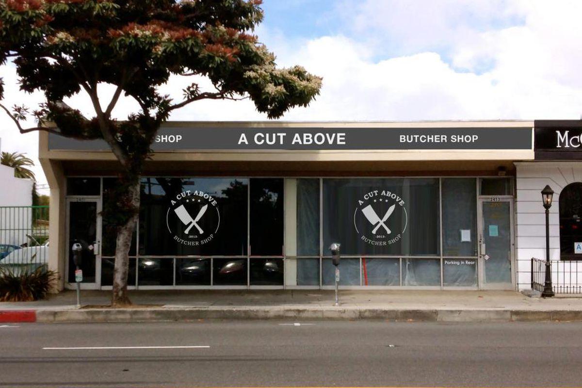 4aec2c40c56f Santa Monica Gets a Butcher in May: A Cut Above - Eater LA
