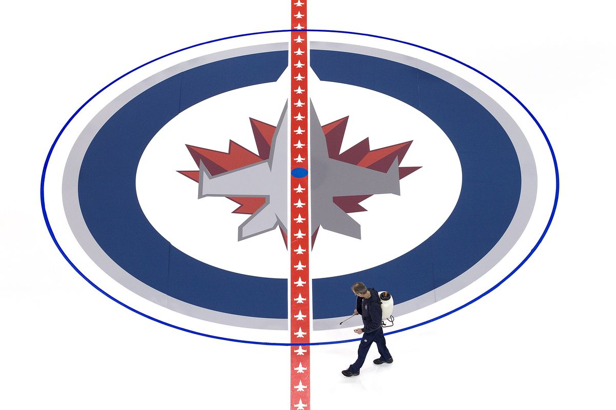 2e4a508d3ad Are the Jets getting a new third jersey  - Arctic Ice Hockey