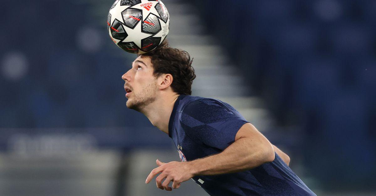 Report: Bayern Munich's Leon Goretzka to leave Nike and join Adidas - Bavarian Football Works