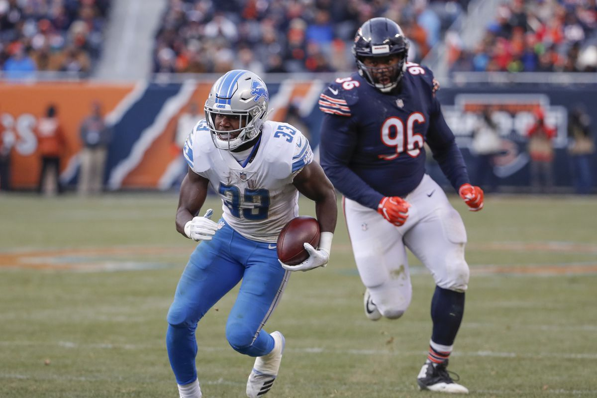 Detroit Lions' running backs could win you your fantasy football league