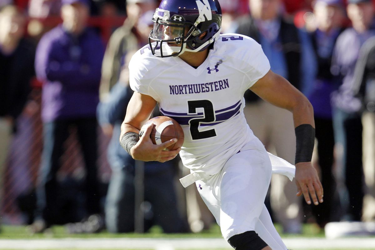 Former Northwestern quarterback Kain Colter is leading the charge to unionize.