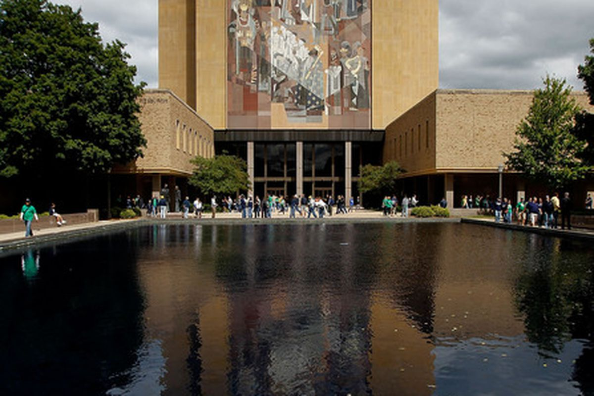 Touchdown Jesus can't protect you in the Valley.