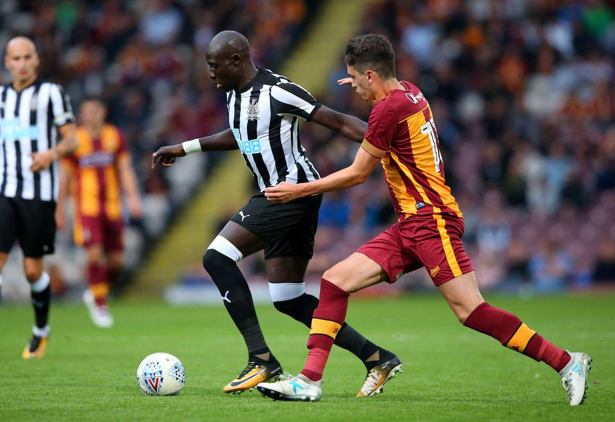 Bradford City v Newcastle United - Pre Season Friendly