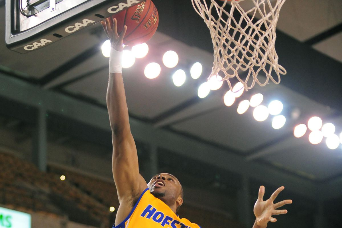 Juan'ya Green averaged 18 points and 7 assists in the regular season for top CAA seed Hofstra.