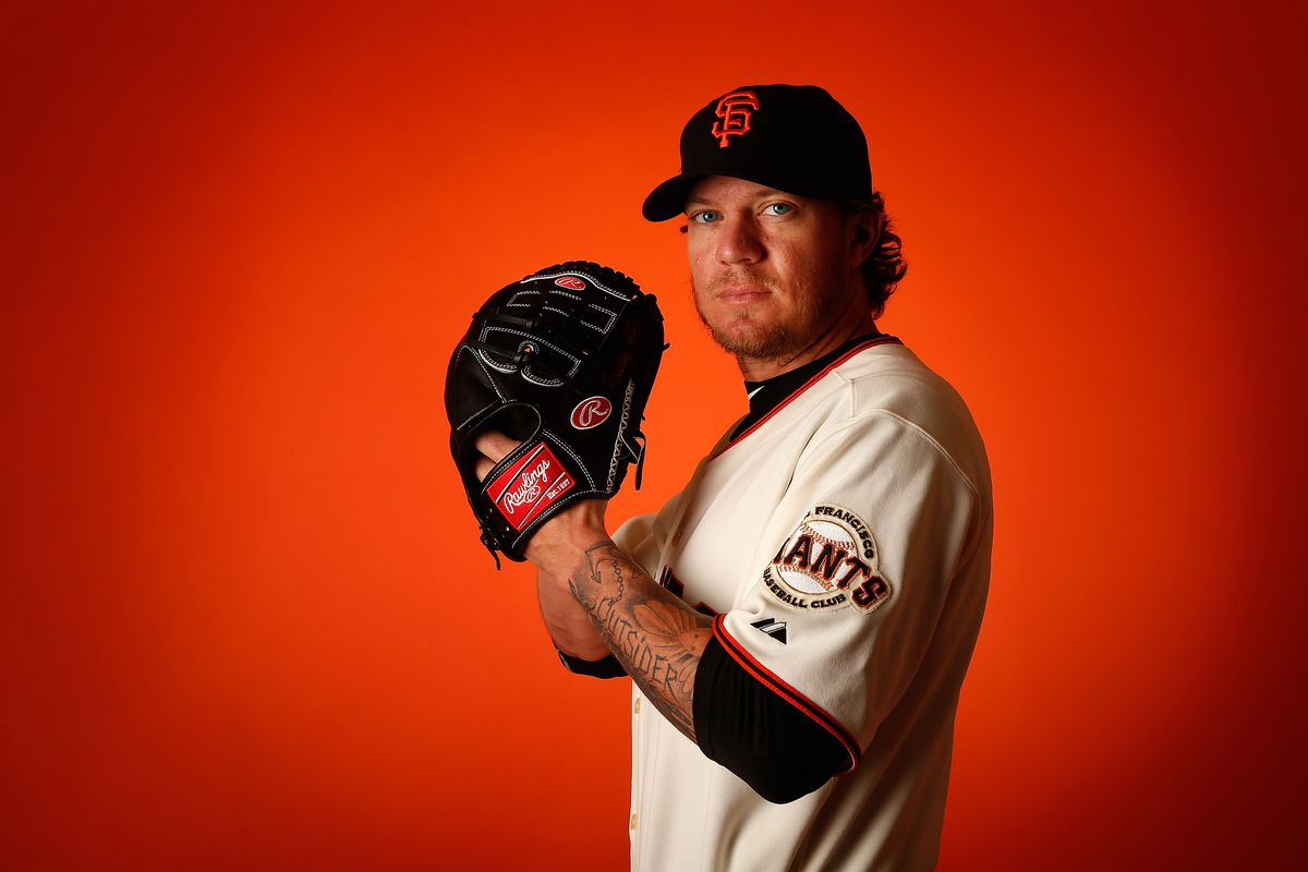 Can Peavy carry his 2014 success with the Giants into 2015?