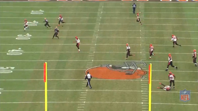 Week 15 Offense (11) - A Positive Play at Last