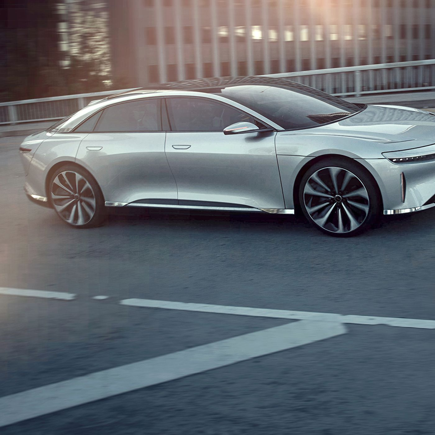 Electric Car Startup Lucid Motors Is Short Of Cash And Weighing Its