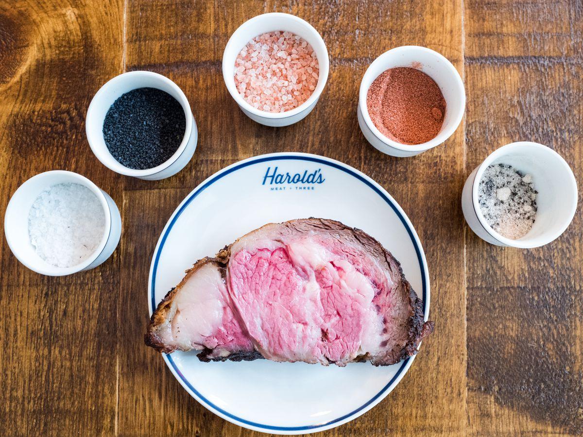 Harold's Meat + Three