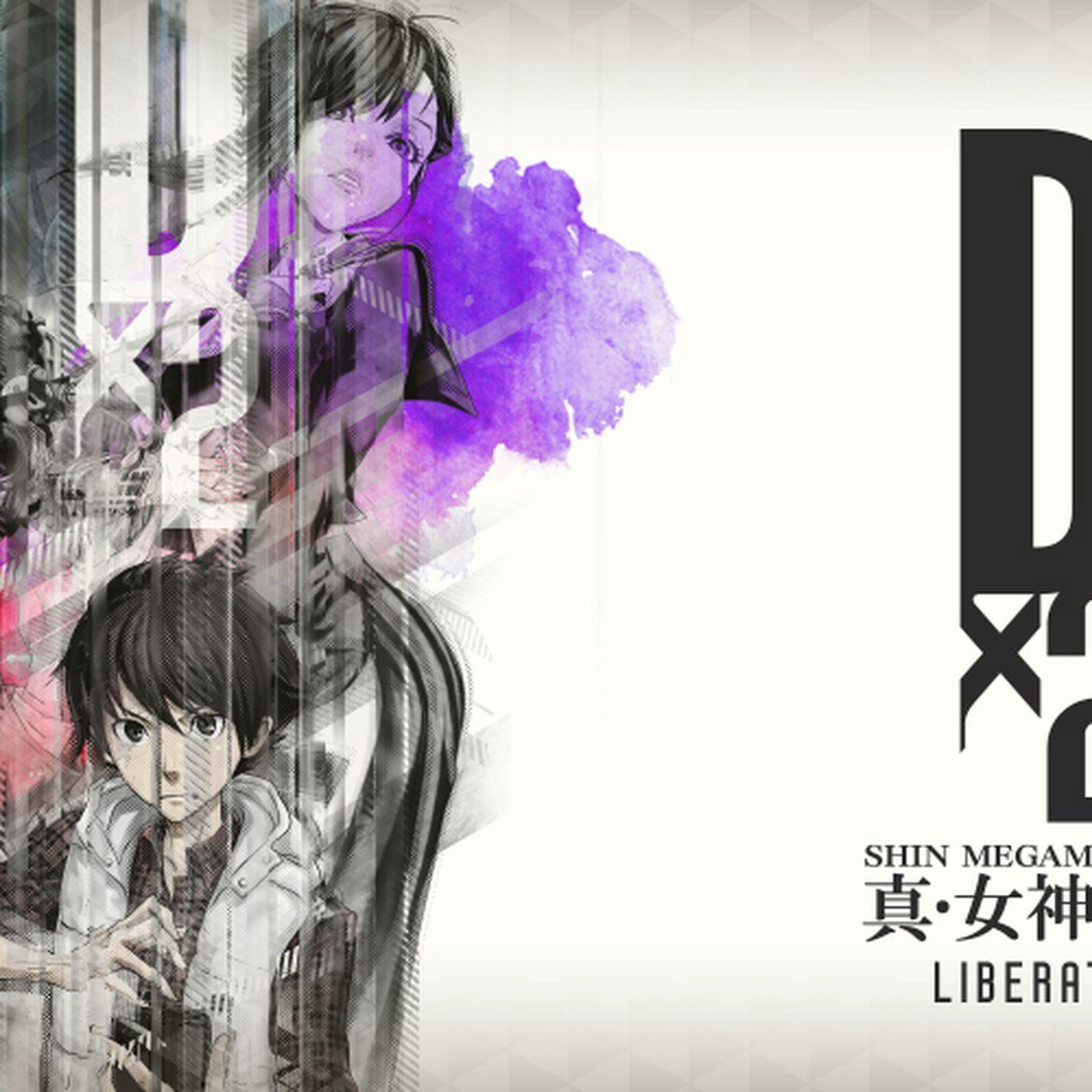 Shin Megami Tensei Liberation Dx2 Review The Verge