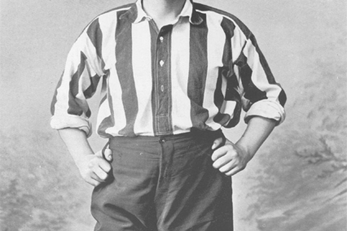 Sunderland goalscoring great, Johnny Campbell