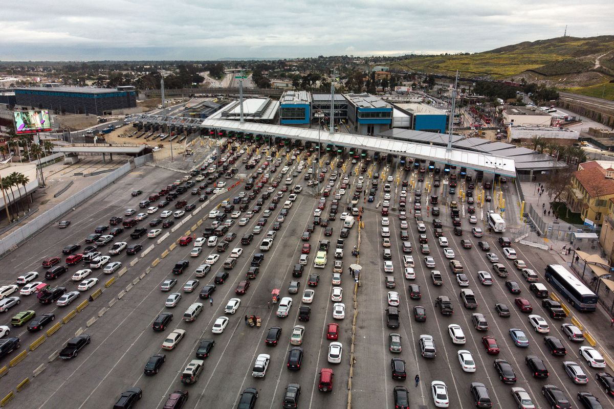 Border news: Trump announces no closure, but slowdowns at