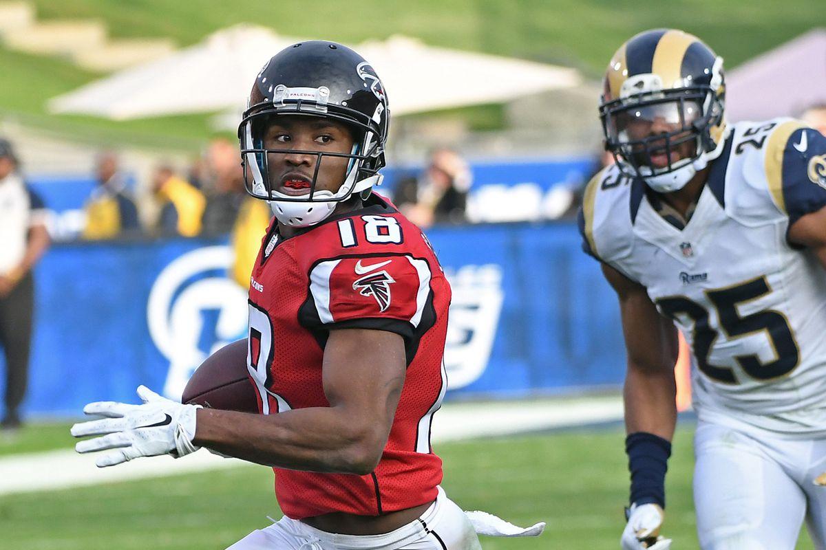 NFL: Atlanta Falcons at Los Angeles Rams