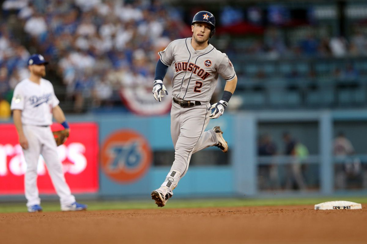 World Series 2017 Alex Bregman Has Been Ready For This
