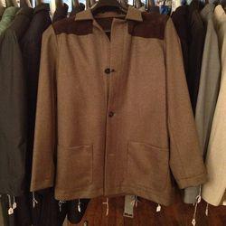 Men's jacket, $140