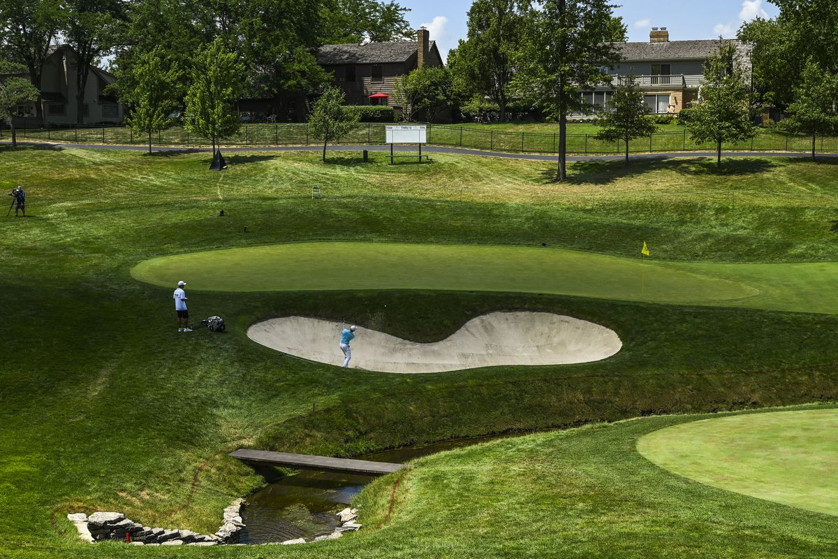 the Memorial Tournament presented by Nationwide - Round Three