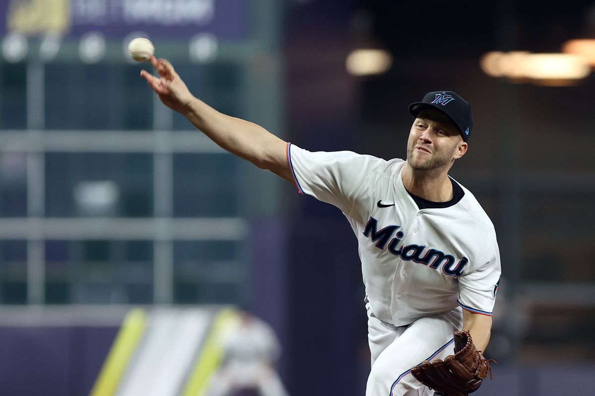 National League Division Series Game 3: Atlanta Braves v. Miami Marlins
