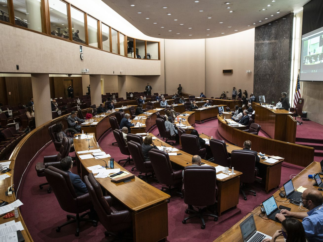 The Chicago City Council meets on July 21.