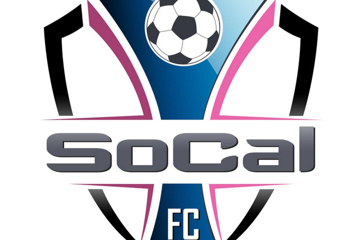 SoCal FC's crest
