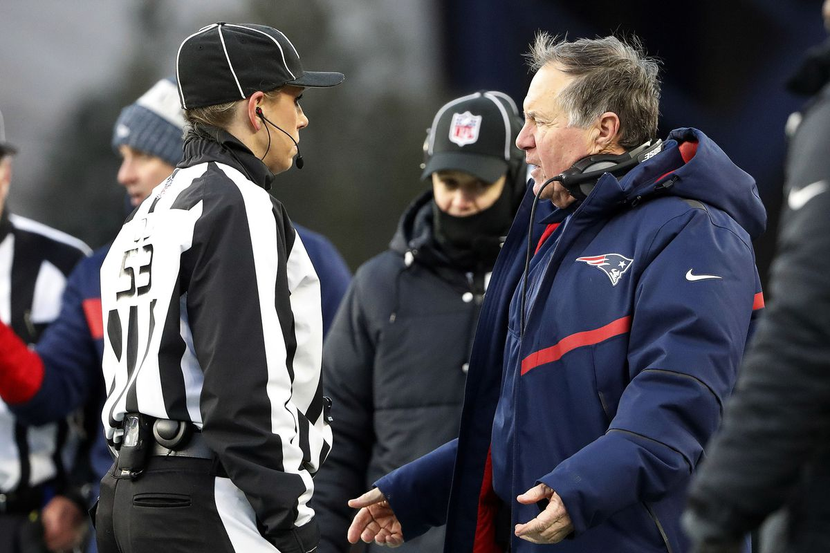 new styles 7bee7 c8367 Chiefs News: Referee assigned to AFC title has ties to ...