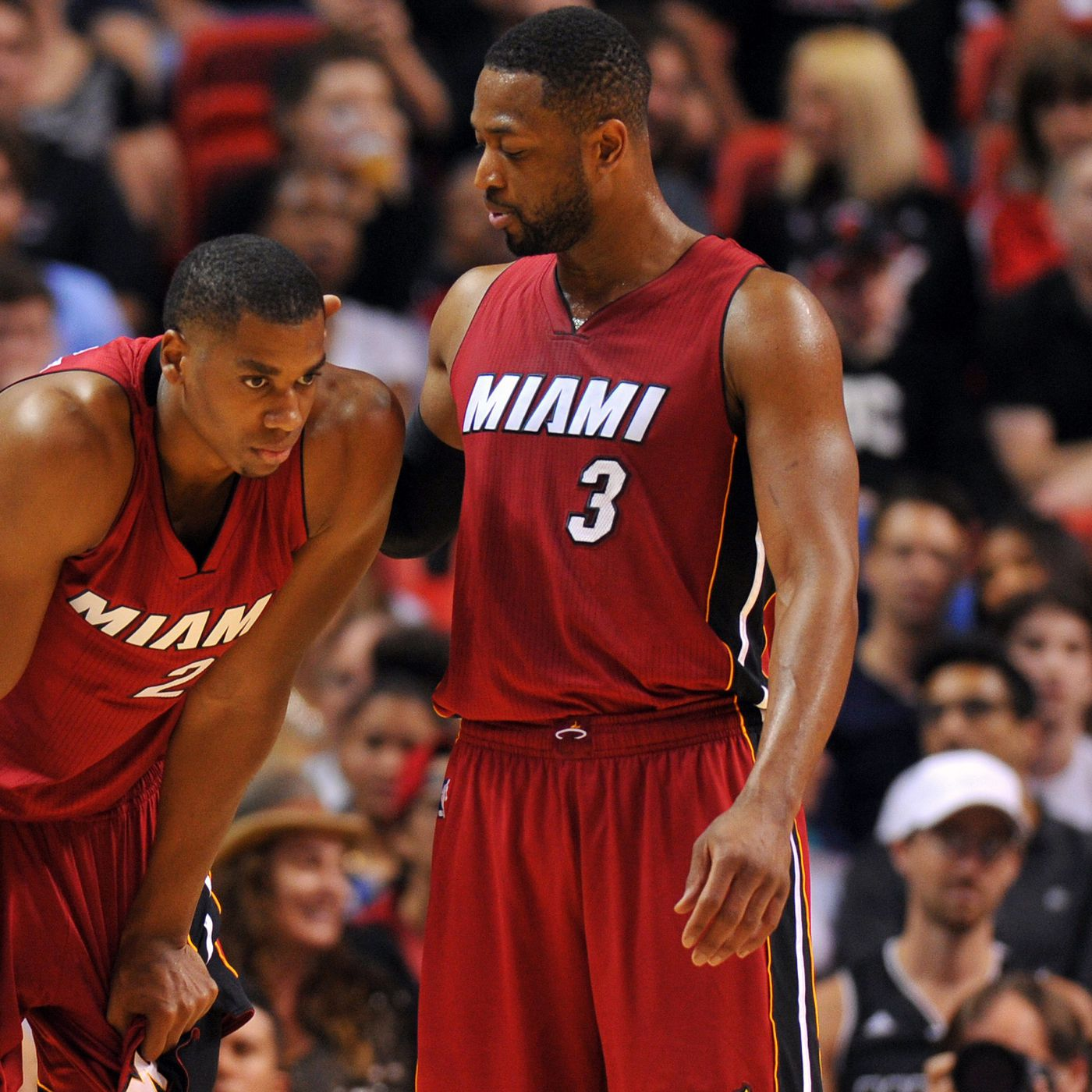 Can Pat Riley and Dwyane Wade's rich legacy in Miami sway