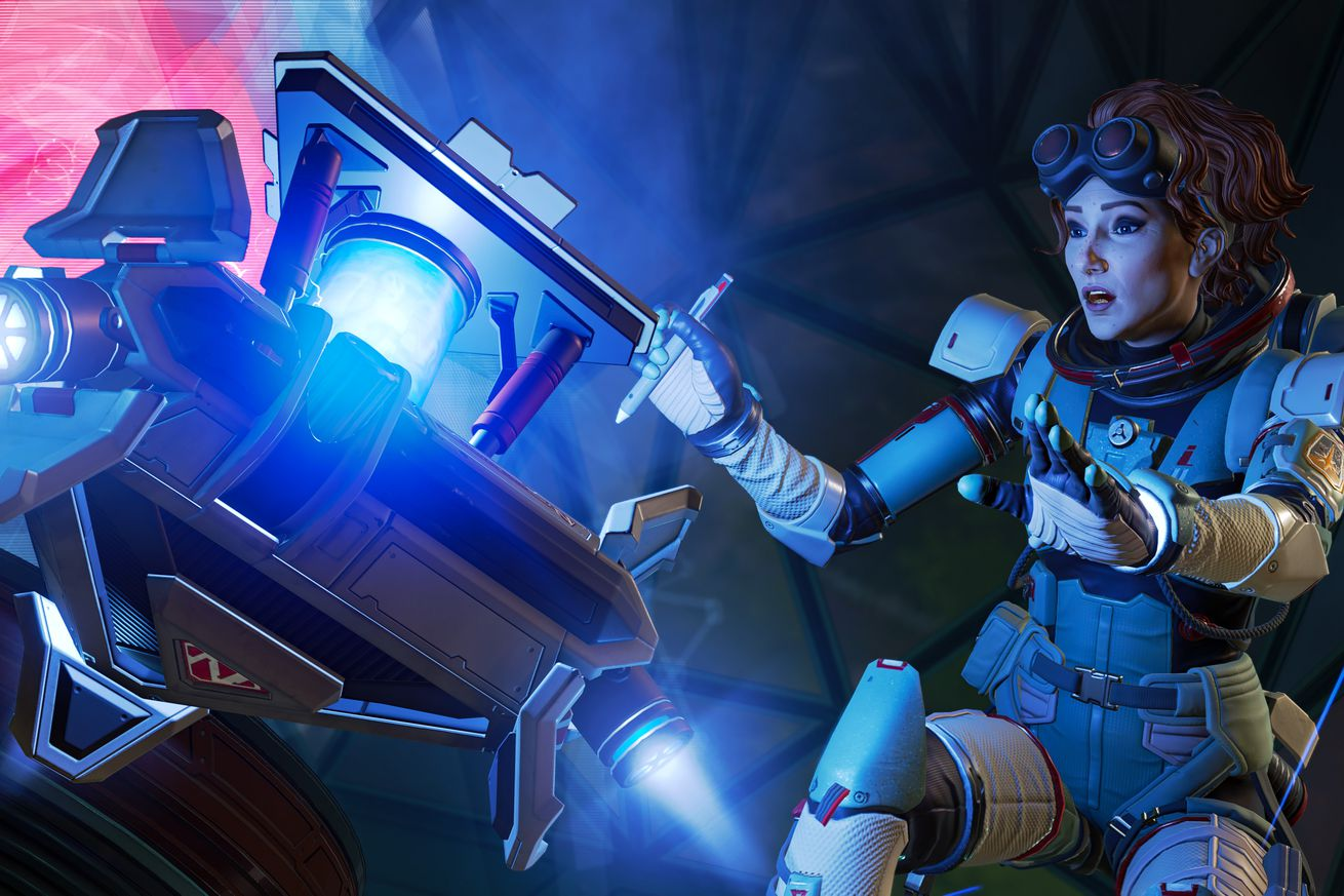 Apex Legends is finally coming to the Nintendo Switch on March 9th