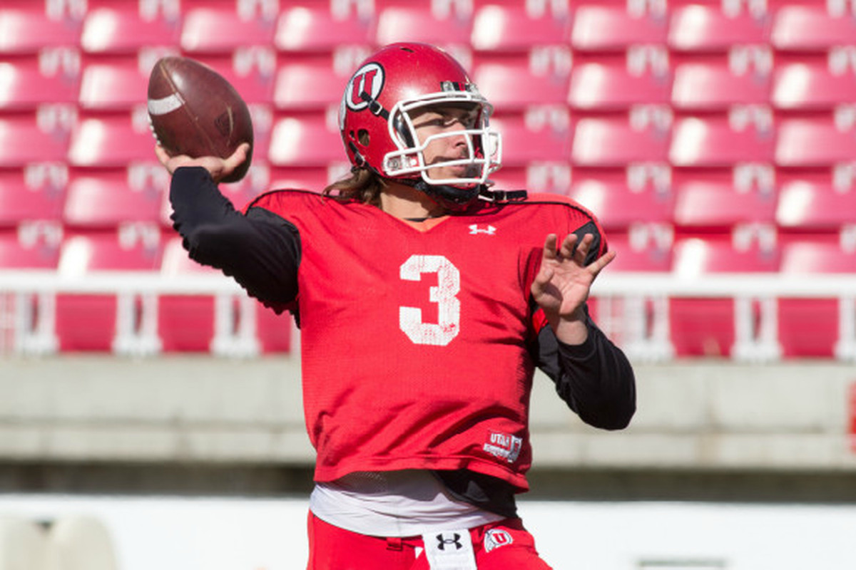 Jordan Wynn will close spring with the annual Red-White game Saturday afternoon.