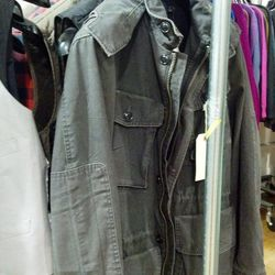 Casual jacket for $60