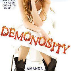 """Demonosity"" is by Amanda Ashby."