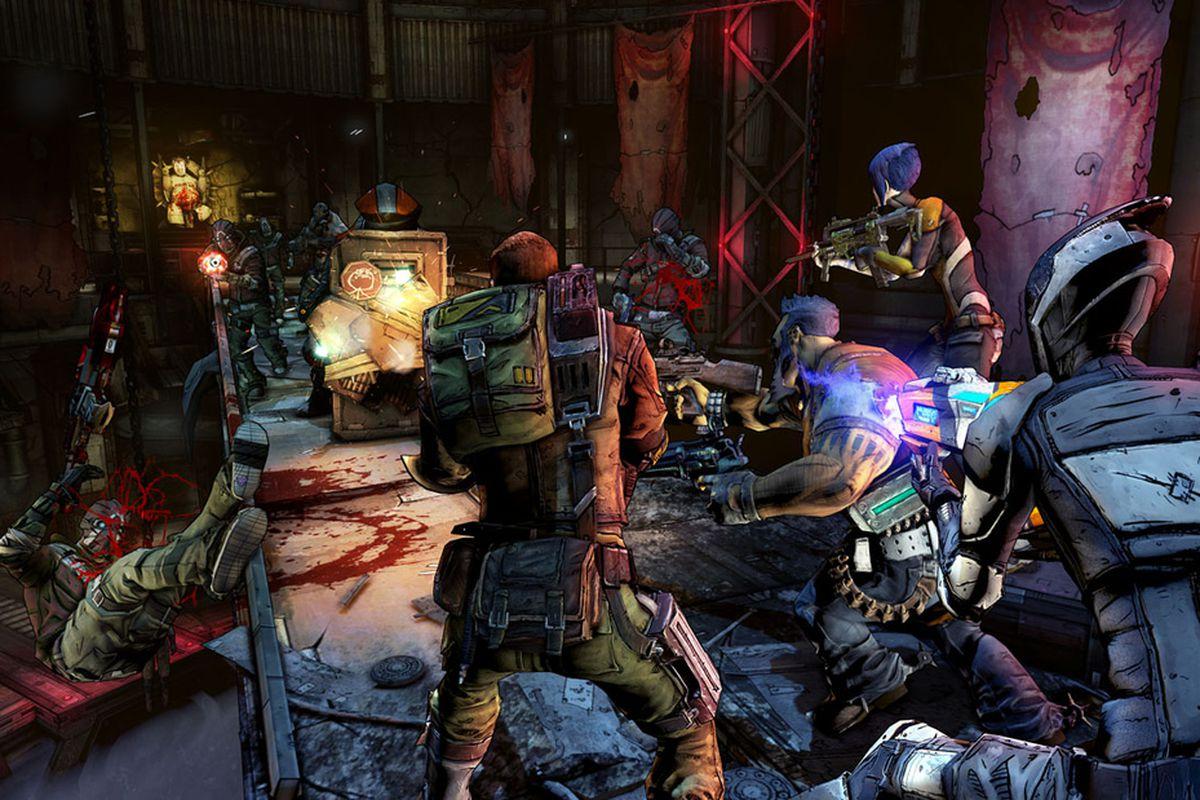 Borderlands 2 DLC Ultimate Vault Hunter Upgrade Pack 2 ... Borderlands 2 Dlc